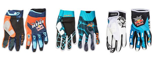 Motocross Handschuhe von Kini Red Bull