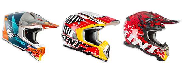 Motocross Helm & Enduro Helm von Kini Red Bull